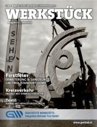 Firmenzeitung Werkstück 2016